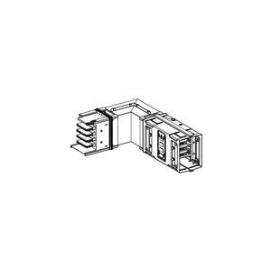 KSA Winkelelement, 630A,hochkant, Standardlänge
