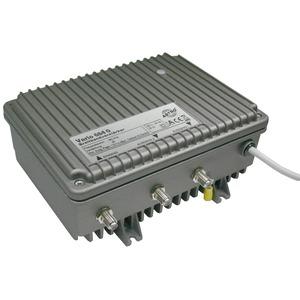 VARIO 684 O, Modularer Breitbandverstärker ortsgespeist, mit optionalem 65 MHz Rückweg, Vorweg bis 1006 MHz, Verstärkung Vorweg 40 dB, Ausgangspegel Vorweg 113 dBµ