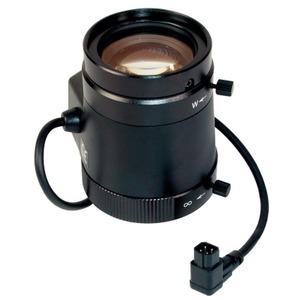 1/3 Varioobjektiv, 5-50mm, DC-Blende