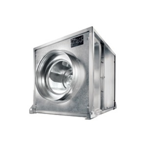DSQ 50/6 K, Schallgedämmte Quickbox DSQ 50/6 K, Drehstrom, bis 180 Grad, DN500
