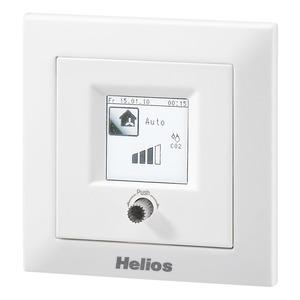 KWL-BEC, KWL-BEC, Komfortbedienelement inkl. Wochenzeitschaltuhr, UP Version für Helios easycontrols