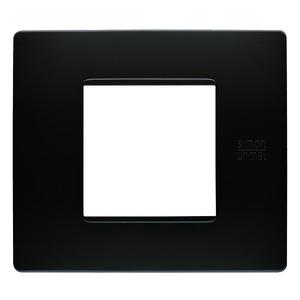 Adapter SU schwarz, Adapter für Unterputz-Runddosen