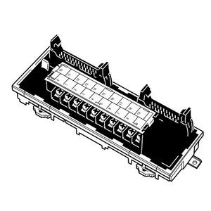 XW2B-20J6-1B, Servoklemmenblock, 1 Achse Für CS1W-NC113/133, CJ1W-NC113/133, C200HW-NC113 und C200H-NC112