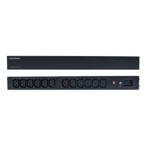 CYBERPOWER BASIC PDU20BHVIEC12R 230V/16A 1U12x IEC-320 Outlets
