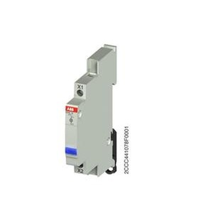E219-G48, Leuchtmelder Blau mit LED 12-48VAC/DC