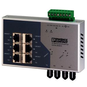25041, FL Switch SF 6TX/2FX ST