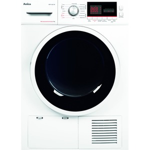 WTK 14312 W, Kondenstrockner elektronisch 8 kg, weiß elektronische Steuerung, 1050 Watt, 105 Liter Trommelvolumen Energieklasse B, Programmwahlschalter Startz