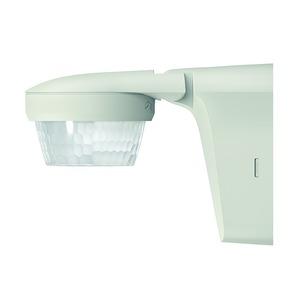 theLuxa S360 WH, Bewegungsmelder für Wandmontage, Lichtsteuerung, 360°, max. 12 m, weiß, IP 55