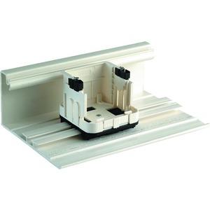 H02010B0014, Universal-Geräteeinbauträger für Anschlussdosen ohne Halbschale
