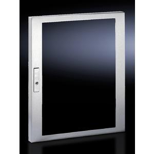 FT 2793.560, Sichtfenster, Edelstahl, mit 130°-Scharnieren und Dichtung, BHT 522x600x38mm