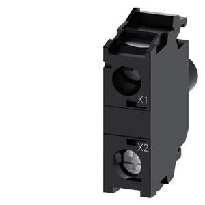 3SU1401-1BB20-1AA0, LED-Modul mit integrierter LED, AC/DC 24V, rot