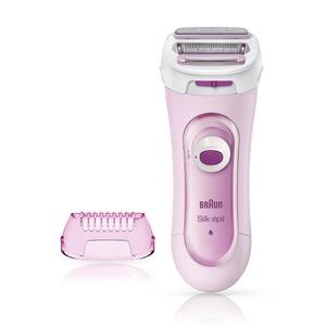 Silk-épil Lady Shaver LS 5360, Braun Silk-épil Lady Shaver LS 5360, pink