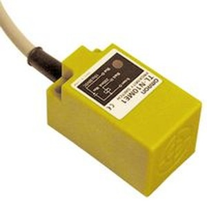 TL-N10ME1 2M, Induktiver Näherungssensor, 10 mm, nicht bündig, NPN Schliesser, 2 m Kabel