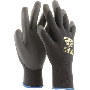 TFC Polyamidhandschuh Gr. 10, schwarz, 5-Finger