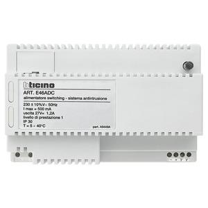 Spannungsversorgung für Automation, Versorgungsspannung 230V~, Ausgangsspannung 27V, 8 TE DIN