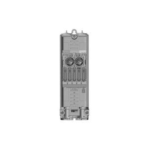 EKM-2050F-2D1-5S/S (88530), Sicherungskasten EKM 2050, SK, 2D01, TNS-Netz, 1/2/3x5x16 mm²