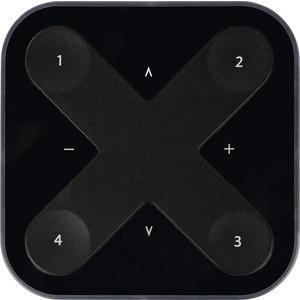 CASAMBI Xpress schwarz, f. Wandbefest, m.Magnethalterung, Bluetooth 4.0