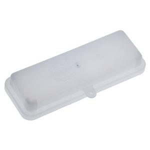 Staubschutzkappe, für Anbau-, Sockel- und Kupplungsgehäuse, 24 B, Kunststoff