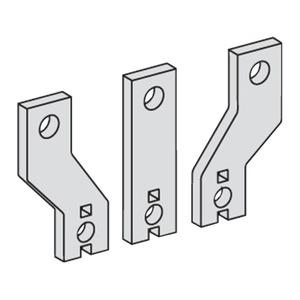 52,5mm Abstandsspreizer Flachverbindung, für NS 400-630, 3p