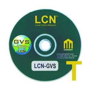 LCN - GVST, Lizenzpaket für GVS: 10 Tableaus (Bildschirm-Fenster)