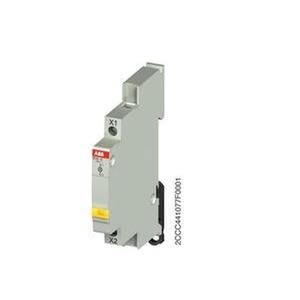 E219-E, Leuchtmelder Gelb mit LED 115-250VAC