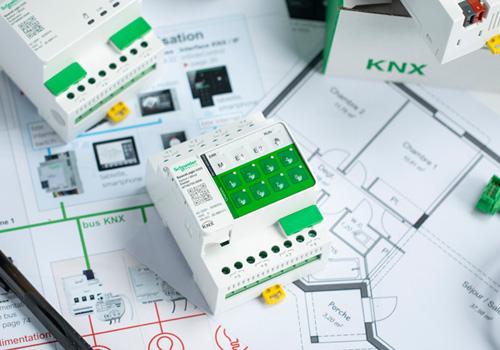 SpaceLogic KNX