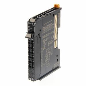NX-EC0222, NX-E/A-Modul, 2 Inkrementalgebereingänge, A,B,Z, 24V, pnp, Schneller Zähler: 32 Bit, vorwärts: 500kHz, vor- und rückwärts: 125kHz, 4-fach