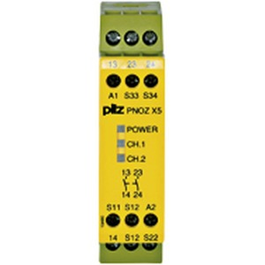 PNOZ X5 12VDC 2n/o