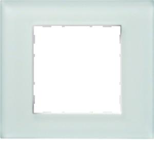 1-fach Rahmen ART, Glas satiniert mint