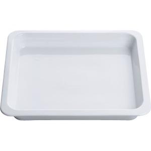 Porzellan-Behälter-GN2/3-ungelocht