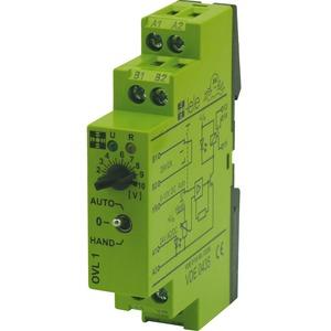 OVL1 10V DC, Schwellwertschalter 0 bis 10VDC