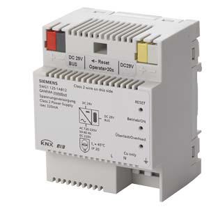 5WG1125-1AB12, Spannungsversorgung N125/12 320mA