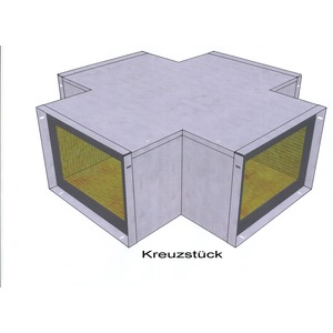 Kreuzstück Easy I 30 - 210 x 50, Kreuzstück Easy I 30 - 210 x 50