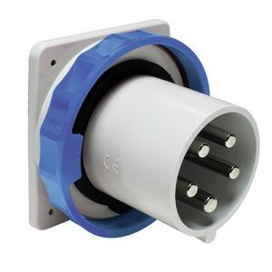 AufbaugeräteCEE Stecker, 63A, 2p+E, 200-250 V AC, IP67