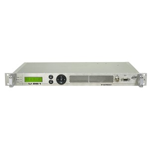 U 261, IP/ASI-Gateway, GbE in 1 DVB ASI TS, 19 Gehäuse 1 HE, 230 V
