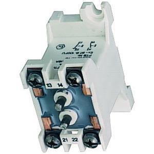 GHG 418 1102 R0001, Drucktaster 1Ö + 1S, 2 Stößel