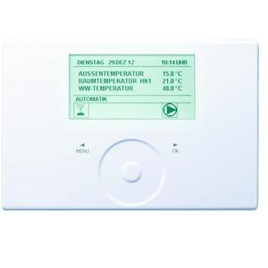 FES Komfort, Bedieneinheit FES Komfort für LWZ 303/403