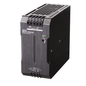 S8VK-G24048, Schaltnetzteil - PRO Linie, 240 W, 100 bis 240 VAC Eingang, 48 VDC 5A Ausgang, Power Boost,  DIN-Schienenmontage