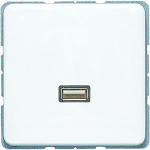 MA CD 1122 WW, USB, Tragring, Schraubbefestigung, bruchsicher