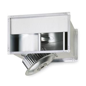 KVD 225/4/50/25 EX, KVD 225/4/50/25 EX, Kanalventilator, EX-geschützt, Drehzahlsteuerbar nach Richtlinie 94/9 EG, II 2G