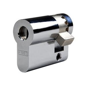 PHZ 10/30, Profilhalbzylinder, 10/30 mm, 12-fach verstellbare Schließnase, mit 2 Schlüsseln