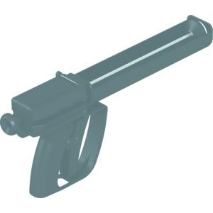 KVM-P, Kartuschenpistole 1 Komponenten, schwarz