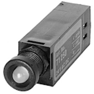 71261, LED-Anzeigebaustein opac/ rot