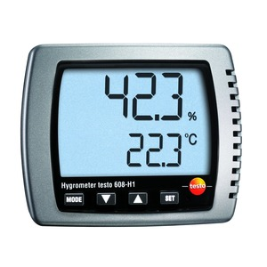 testo 608-H1 Thermo-Hygrometer