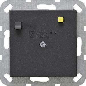 FI-Schutzschalter 30 mA System 55 Anthrazit