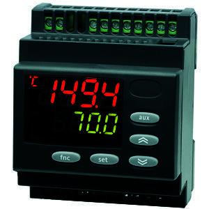 TDR 4020-115, Temperaturregler digital für Tragschienenmontage, -200..1600C/F, AC95-240V