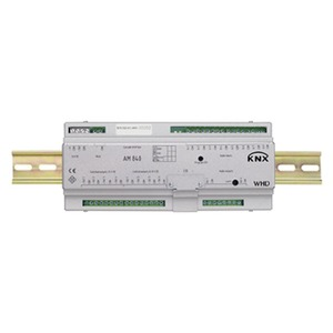 EIBAM840, AM 840 EIB/KNX-Audioaktor, 8 Audioeingänge, 4 Audioausgänge
