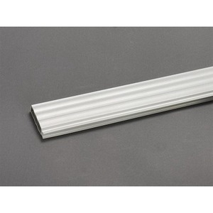 Sammelschienen-Abdeckung für Schiene 12 - 30 x 5, Länge 1 m Berührungsschutz