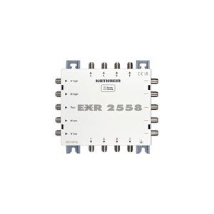 EXR 2558 Multischalter Durchgang 5 auf 8, EXR 2558 Multischalter Durchgang 5 auf 8