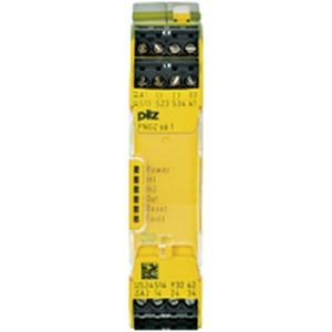 PNOZ s6.1 24VDC 3 n/o 1 n/c